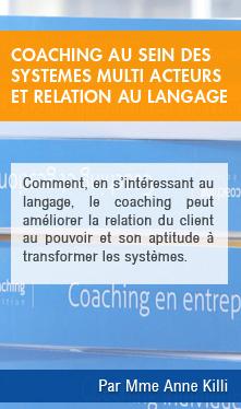 Langage et coaching