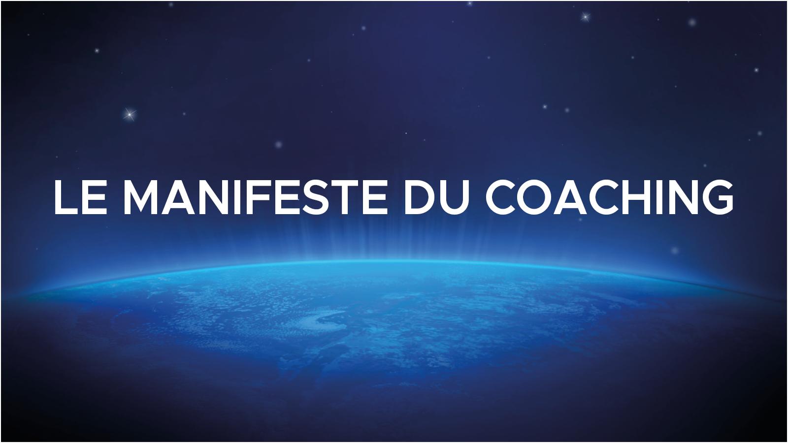 Le Manifeste du coaching